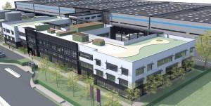 Hub Bolloré Logistics Roissy CDG